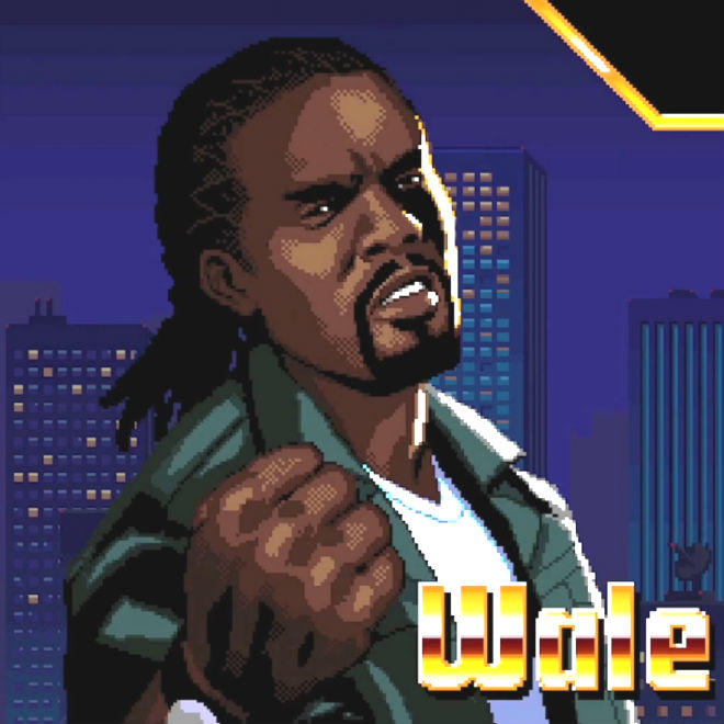 Wale featuring French Montana – Back 2 Ballin'