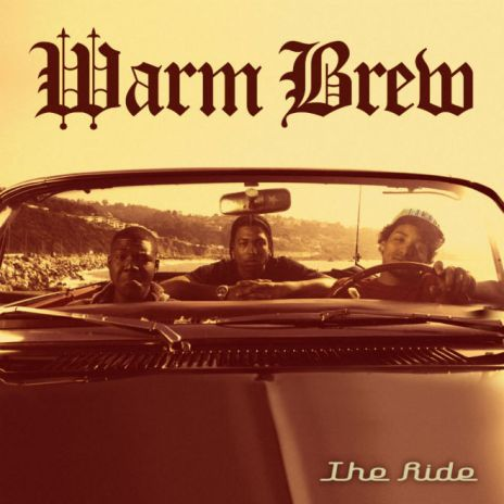Warm Brew - The Ride (Full Album Stream)