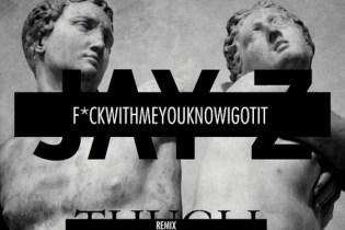 Jay Z featuring Rick Ross – FuckWithMeYouKnowIGotIt (Thugli Remix)