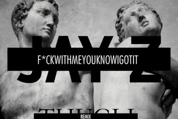 Jay Z featuring Rick Ross – FuckWithMeYouKnowIGotIt (Thugli Remix)