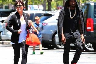 Kris Jenner Interviews Kanye West