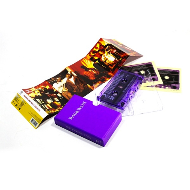 Raekwon's 'Purple Tape' Re-Released In Limited Edition Slipcase Version