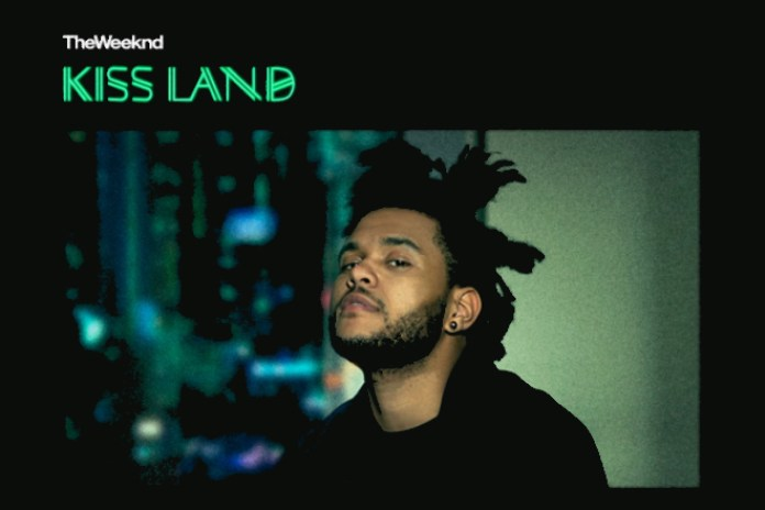 The Weeknd Reveals Cover and Tracklisting for 'Kiss Land'