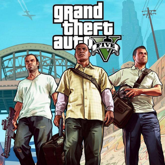 A$AP Rocky - Untitled ('Grand Theft Auto V' Soundtrack)