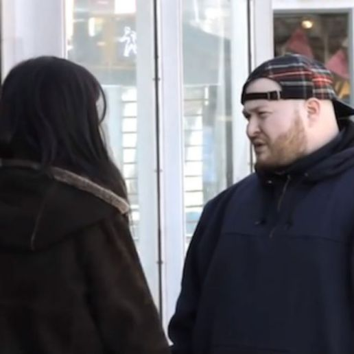 Action Bronson Spotted in Kotex Tampon Commercial