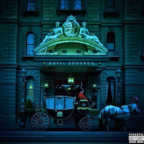 Audubon featuring A$AP Ferg – Smoke Signals (Produced by Frankie P)