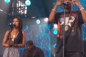 Big Sean & Jhené Aiko - Beware (Live on Kimmel)