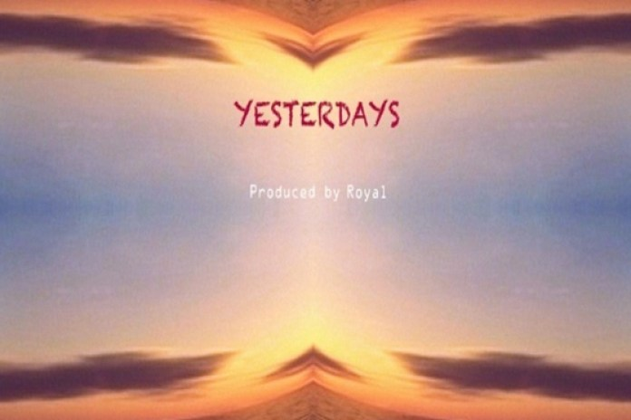 Black Zheep DZ - Yesterdays (Prod by Royal)