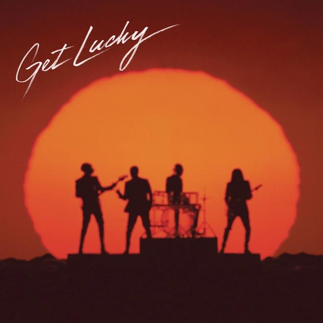 "Daft Punk's ""Get Lucky"" Breaks 100 Million Plays on Spotify"