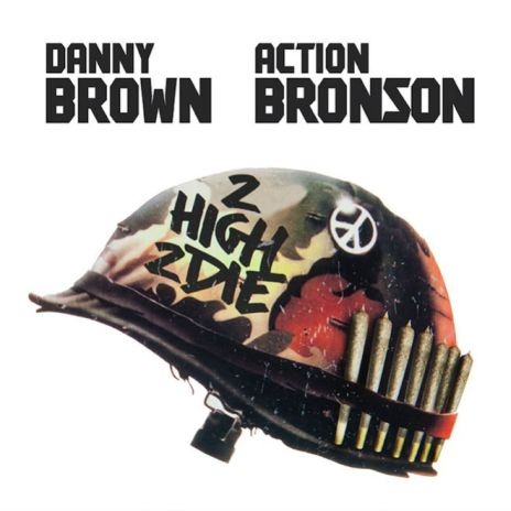 Danny Brown & Action Bronson Announce '2 High 2 Die' Tour