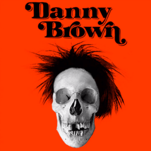 Danny Brown - Hand Stand (Produced by Darq E Freaker)