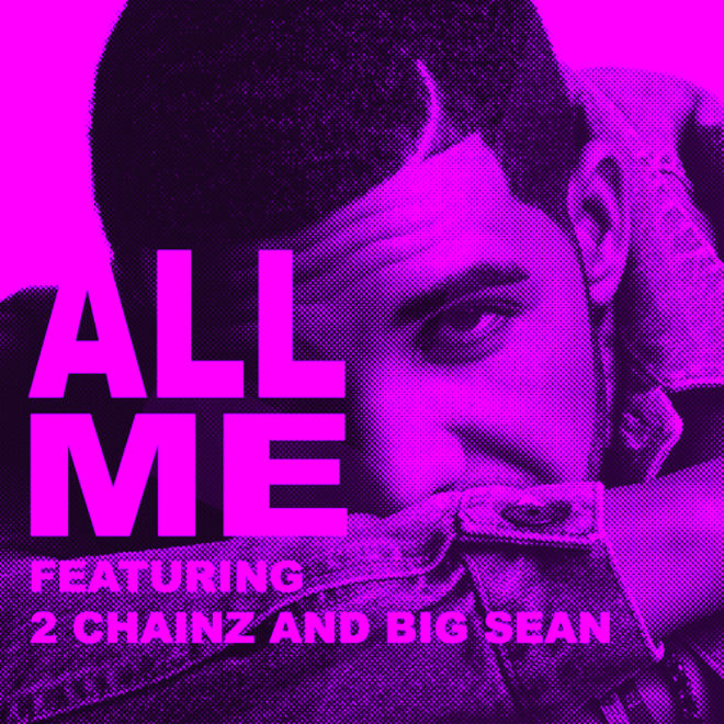 Drake featuring 2 Chainz & Big Sean - All Me (Chopped & Screwed by Slim K)