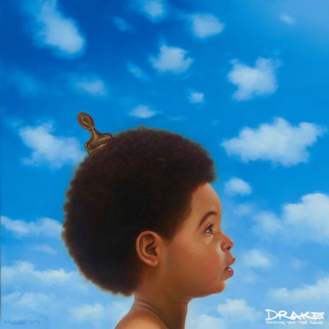 Drake - Nothing Was The Same (Artwork)