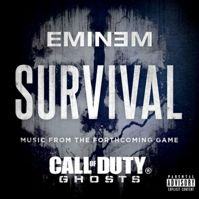 Eminem featuring Liz Rodrigues - Survival (Produced by DJ Khalil)