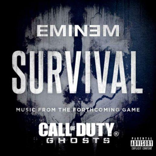 Eminem featuring Liz Rodrigues - Survival (Produced by DJ Khalil)