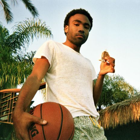Explore Childish Gambino's New Website