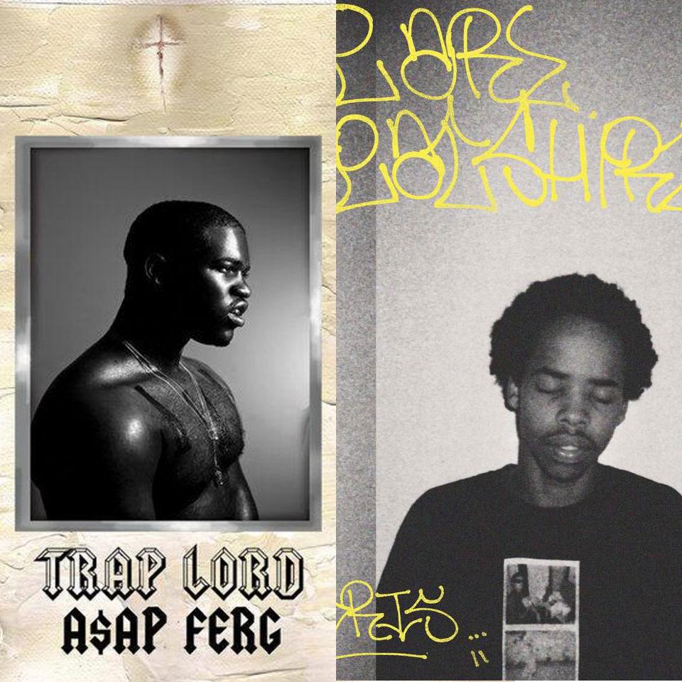 First Week Sales for Earl Sweatshirt's 'Doris' & A$AP Ferg's 'Trap Lord'