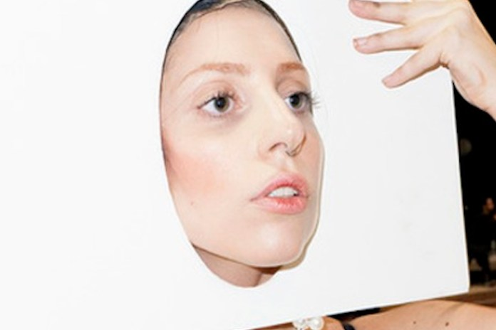 Terry Richardson Photographs Lady Gaga Backstage at the VMAs