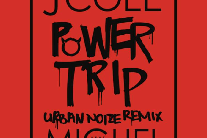 J. Cole featuring Miguel - Power Trip (Urban Noize Remix)