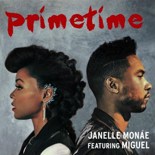 Janelle Monáe featuring Miguel - PrimeTime