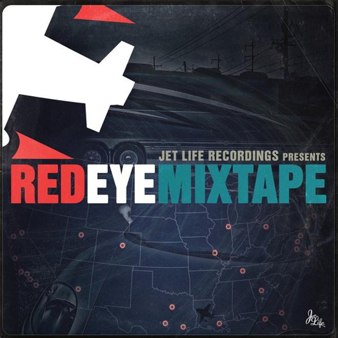 Jet Life – Red Eye (Mixtape)