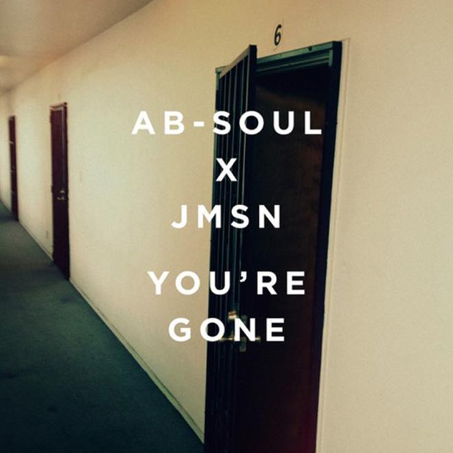 JMSN & Ab-Soul - You're Gone (IAMNOBODI Remix)