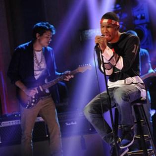 Frank Ocean to Appear on John Mayer's New 'Paradise Valley' Album