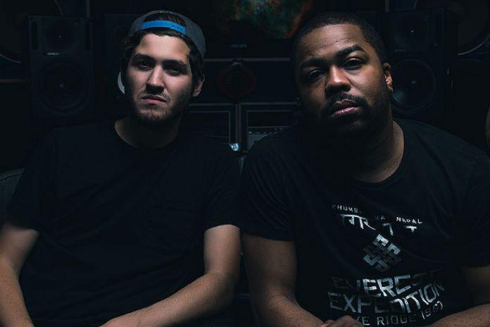 Just Blaze & Baauer 'Back & Forth' (Interview)