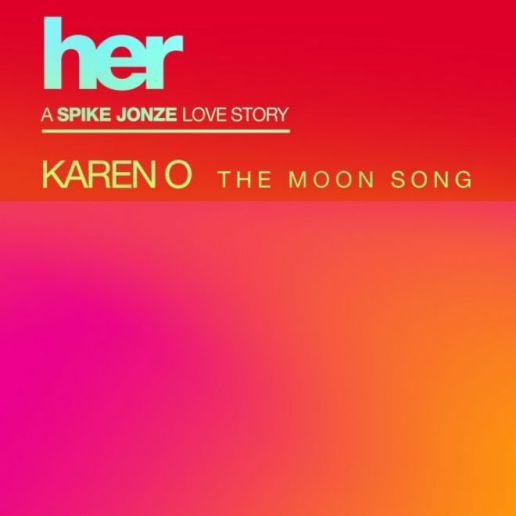 Karen O (of Yeah Yeah Yeahs) - The Moon Song