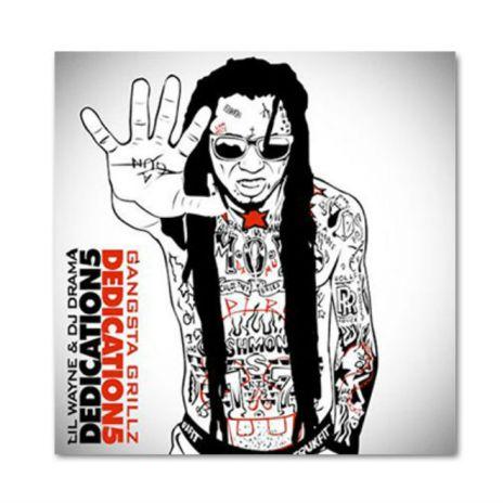 Lil Wayne - Dedication 5 (Artwork)