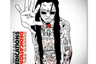 Lil Wayne - Dedication 5 (Artwork)