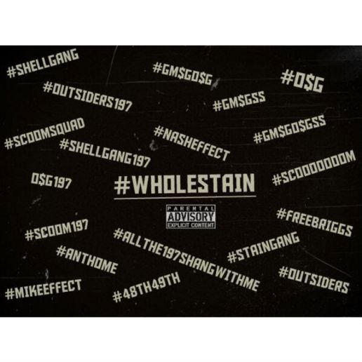 Lucki Eck$ featuring Monster Mike – Whole Stain