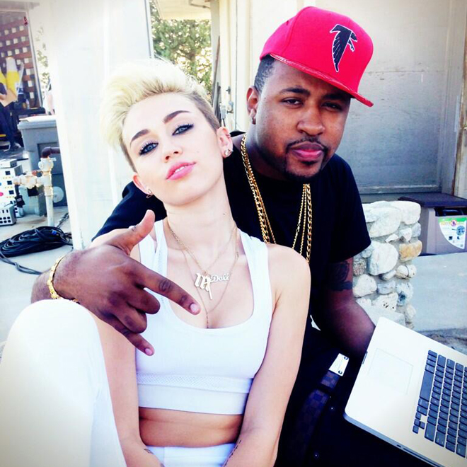 Mike WiLL Made It featuring Wiz Khalifa, Miley Cyrus & Juicy J - 23 (Snippet)