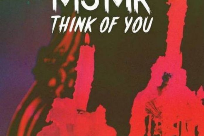 MS MR - Think Of You (RAC Remix)
