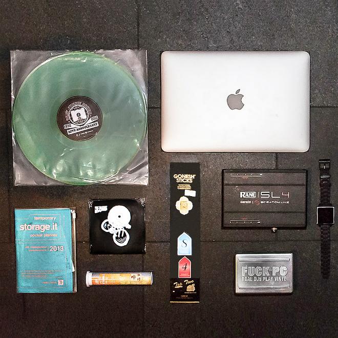 Music Essentials: J.Rocc