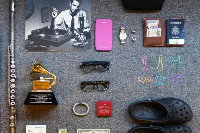 Music Essentials: Om'mas Keith (Grammy Award Winning Producer for 'channel.ORANGE')