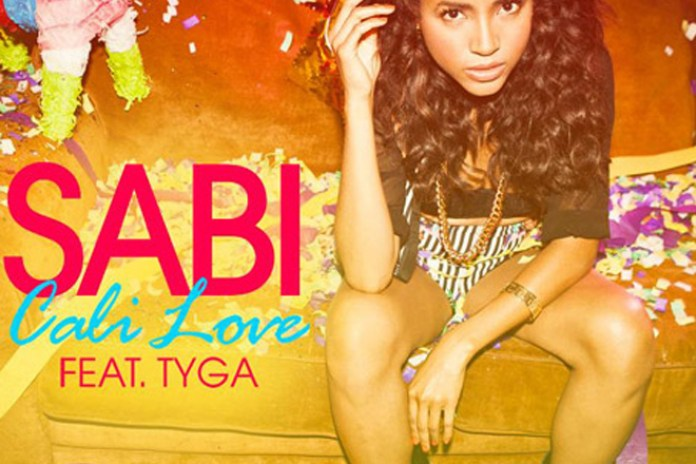 Sabi featuring Tyga - Cali Love