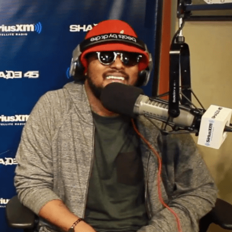 ScHoolboy Q Freestyles on Sway in the Morning