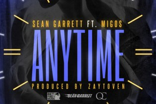 Sean Garrett featuring Migos - Anytime