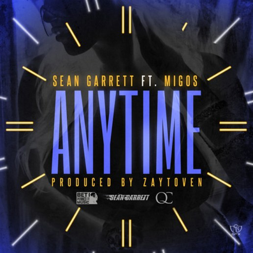Sean Garrett featuring Migos - Anytime