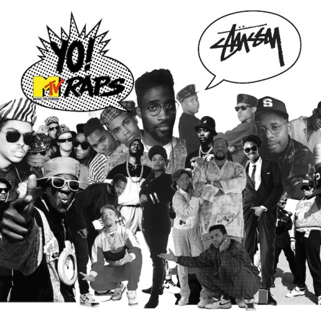 Stussy x Yo! MTV Raps 'We Were All Watching' Documentary (Parts 1 & 2)