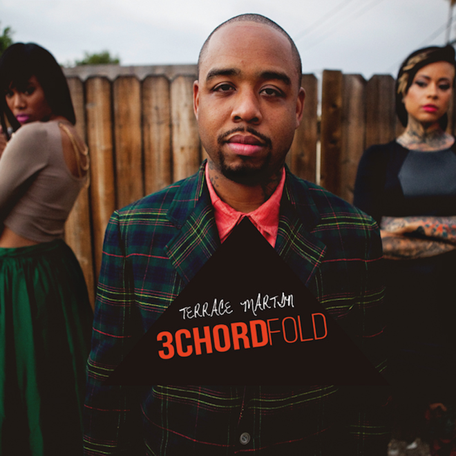 Terrace Martin featuring Robert Glasper & James Fauntleroy - No Wrong, No Right