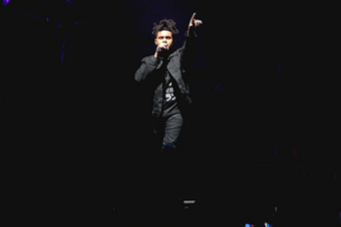 The Weeknd Joins Wiz Khalifa on Stage in Toronto