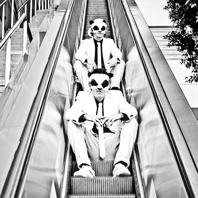 The White Panda featuring Kendrick Lamar – Animals  (The White Panda Bootleg)