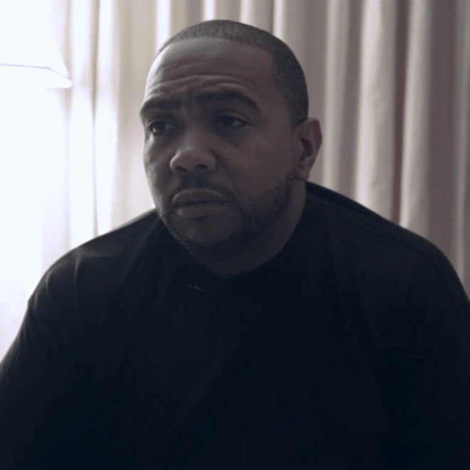 Timbaland Unveils New Michael Jackson Project (Teaser)