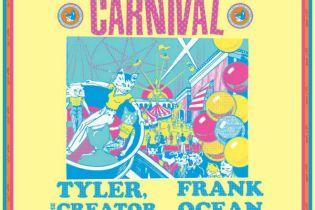 Tyler, the Creator & Frank Ocean to Headline Second Annual OFWGKTA Carnival