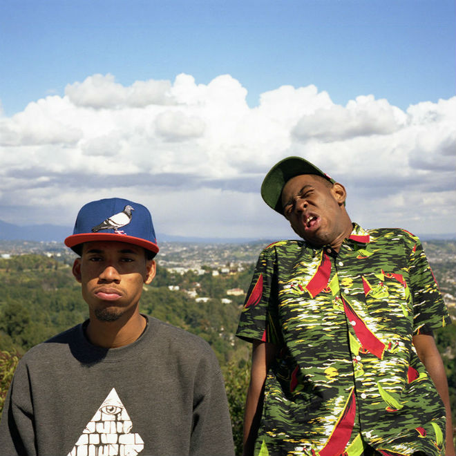 "Tyler, the Creator & Hodgy Beats Creating ""Jamba"" from Scratch"