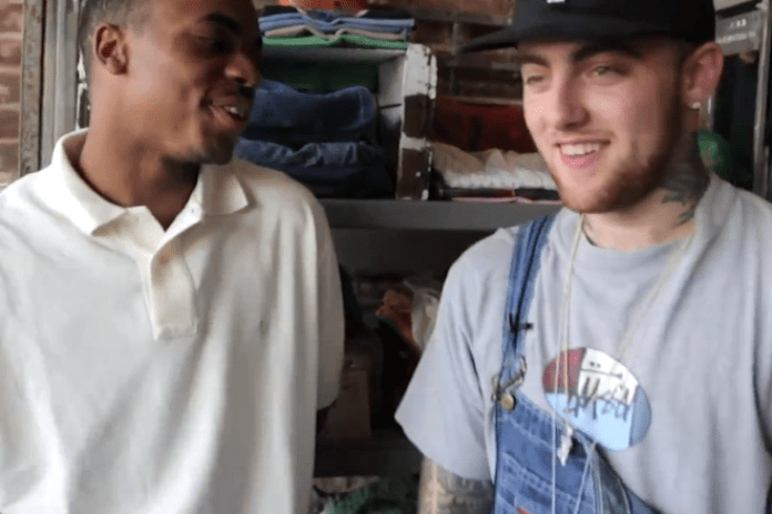 Vince Staples & Mac Miller - Live at Grand St. Bakery (Interview & Freestyle)