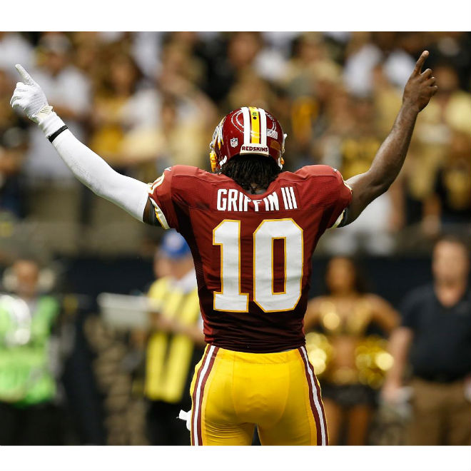 Wale - No Pain No Gain (RGIII Theme)