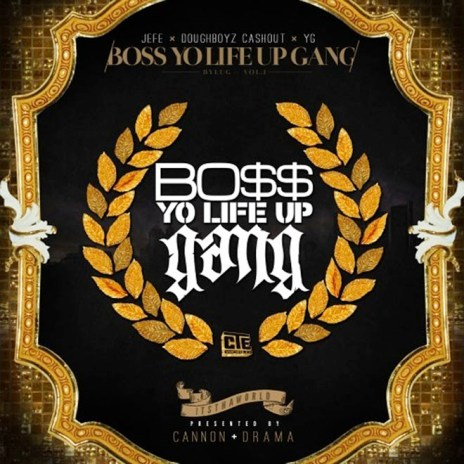 Young Jeezy - Boss Yo Life Up Gang (Mixtape)